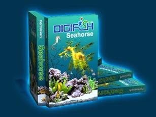 DigiFish Seahorse:(株)ピーアンドエーインターナショナル